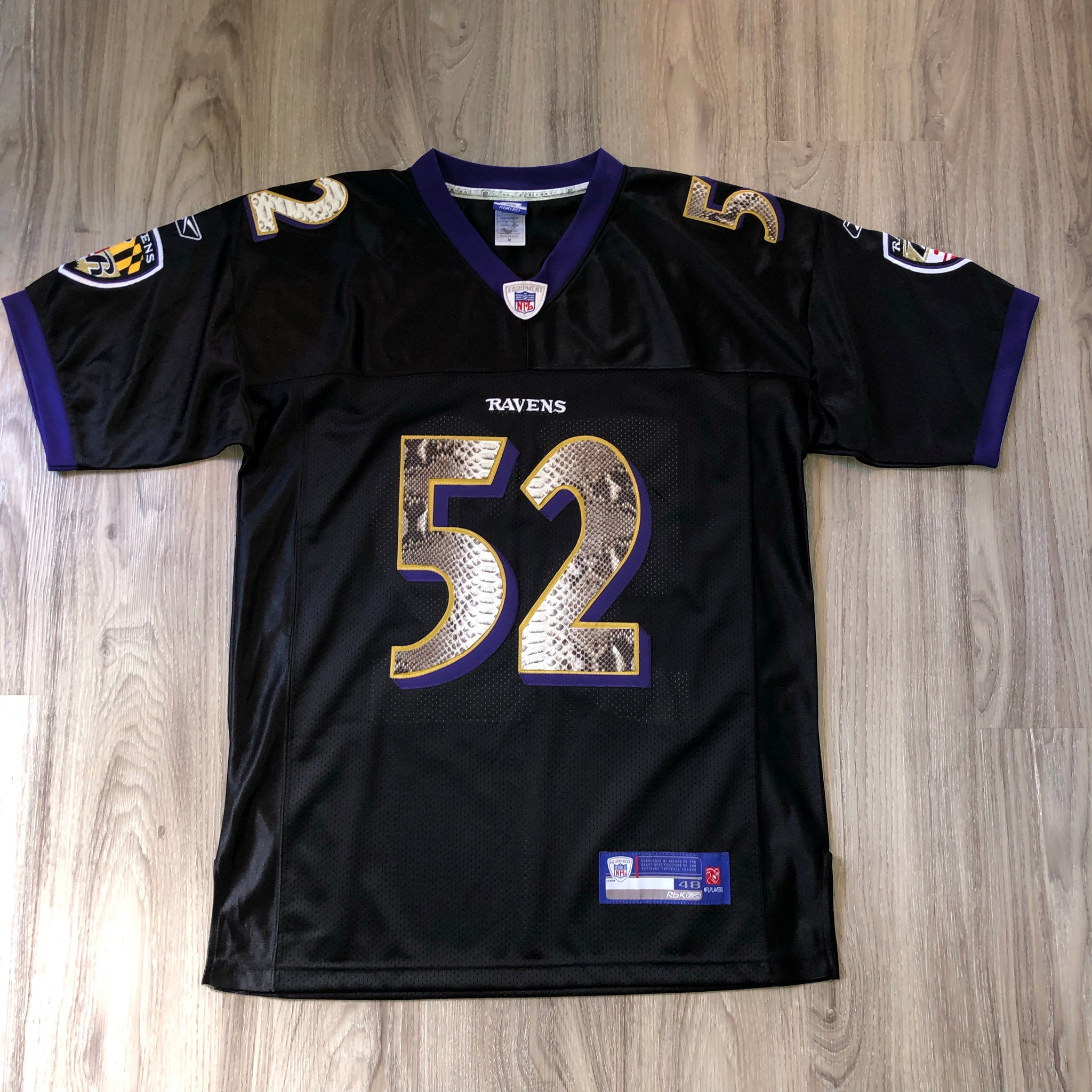 Ray Lewis Jersey – LIVESTRONG4EVER