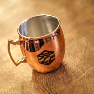 Goldberg Copper Mug