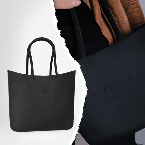 SCAVI & RAY Damen Tote Bag Milano
