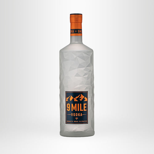 9 MILE Vodka, 1,75l