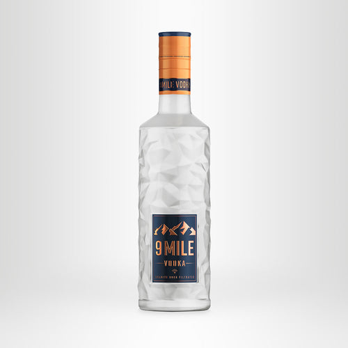 9 MILE Vodka, 0,5l