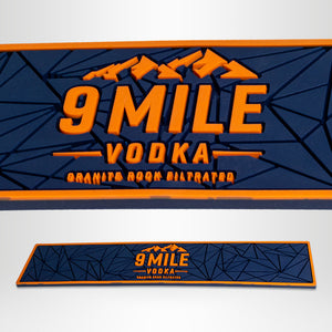 9 MILE Vodka Barmatte