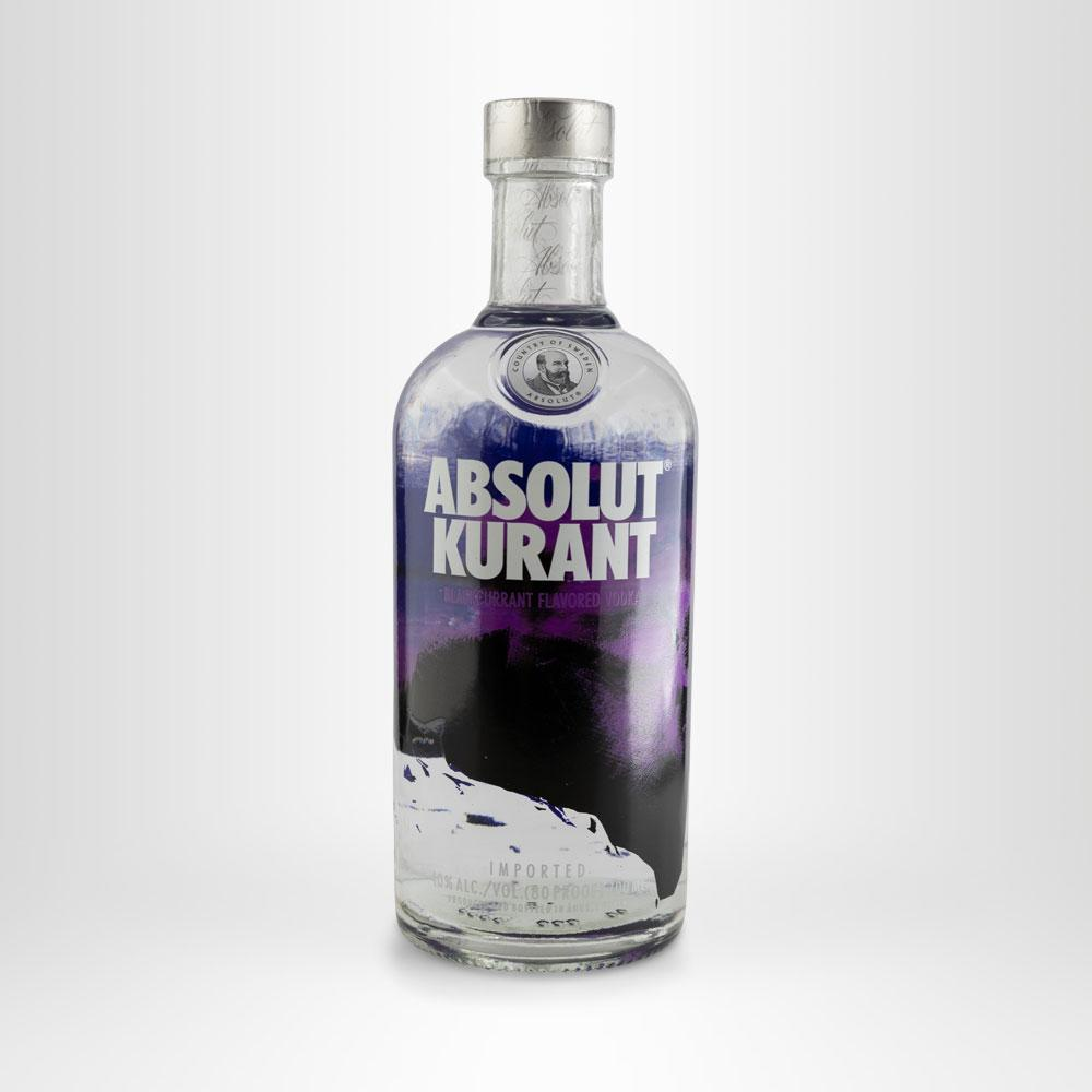 Absolut Vodka Kurant, 0,7l