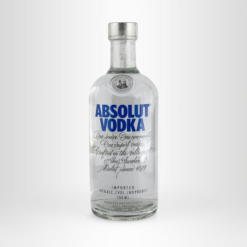 Absolut Vodka Blue, 0,7l