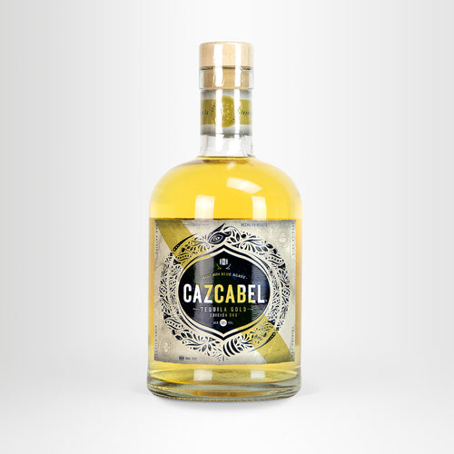 Cazcabel Tequila Oro, 0,7l