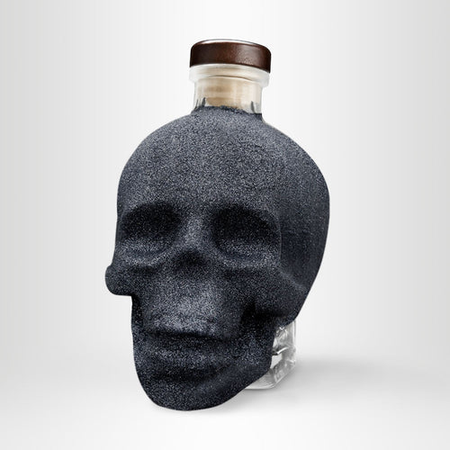 Crystal Head Vodka BLING-BLING-Edition, Schwarz, 0,7l
