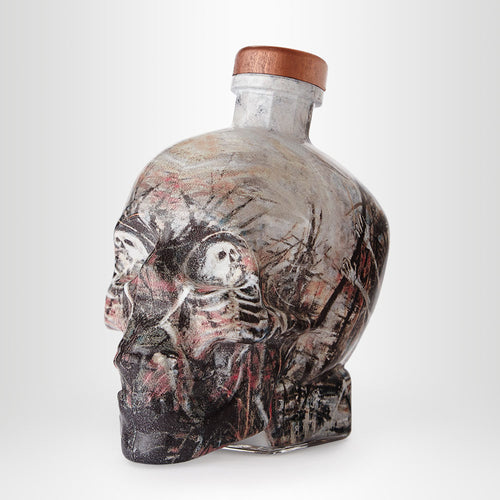 Crystal Head Vodka, Artist Edition, 0,75l