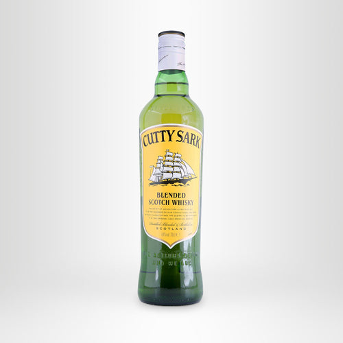 Cutty Sark Blended Scotch Whisky, 0,7l