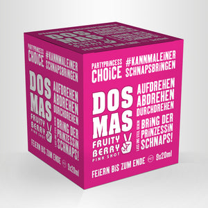 DOS MAS Pink Shot, 9x20ml
