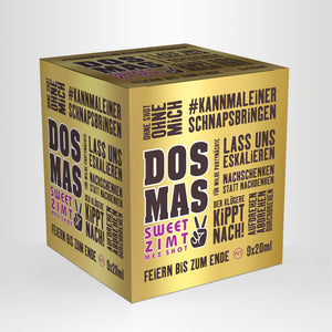 DOS MAS Mex Shot, 9x20ml