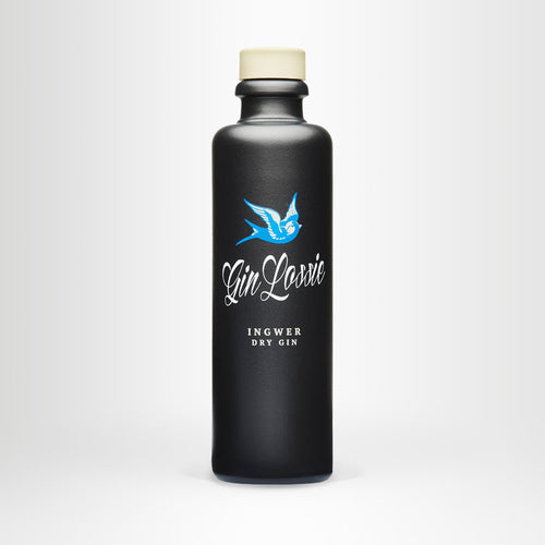 Gin Lossie Ingwer Dry Gin, 0,2l