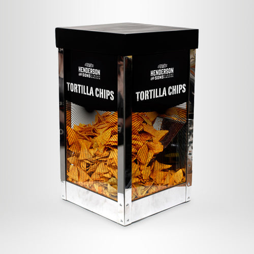 HENDERSON & SONS Tortilla Chips Wärmer