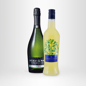 Limoncello-Spumante-Duo