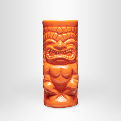 MAHIKI Tiki Mug Buddha Orange, 0,35l