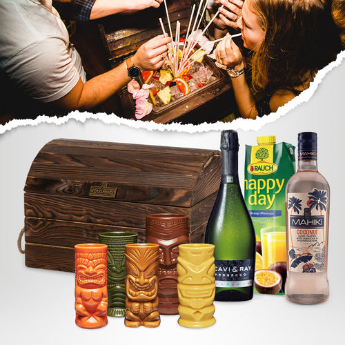 MAHIKI Treasure-Chest Komplettpaket