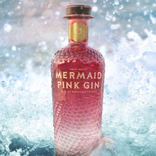 Laden Sie das Bild in den Galerie-Viewer, MERMAID Gin + Mermaid Pink Gin, 2x 0,7l
