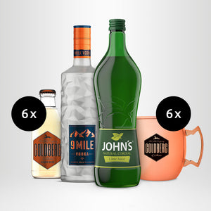 JOHN'S Cocktail Bundle: Moscow Mule