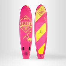 Laden Sie das Bild in den Galerie-Viewer, SALITOS Stand Up Paddle Board Pink