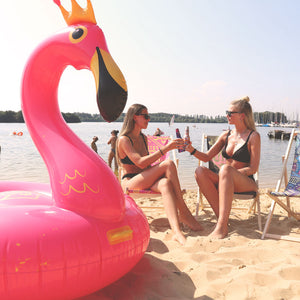 SALITOS XXL-Flamingo – Badeinsel