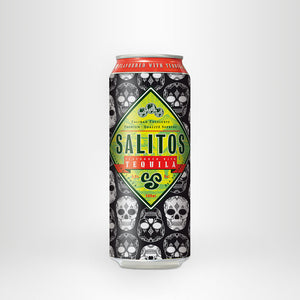 24x SALITOS Tequila Flavoured Beer, 0,5l