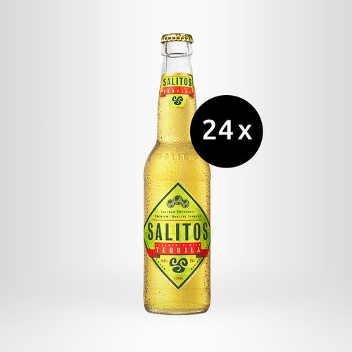 24x SALITOS Tequila Flavoured Beer, 0,33l
