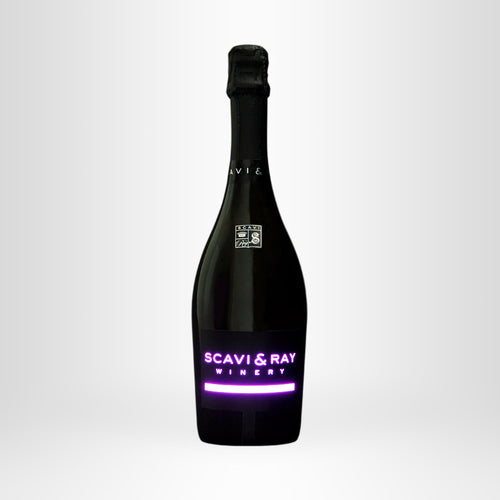 SCAVI & RAY Prosecco Spumante DOC Illuminated Bottle, 0,75l