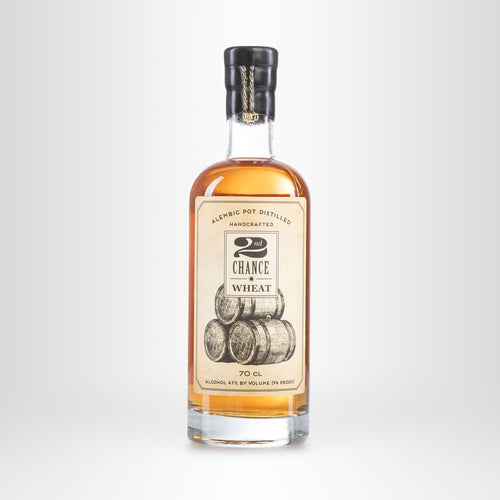 Sonoma County, 2nd Chance Wheat Whisky, 0,7l