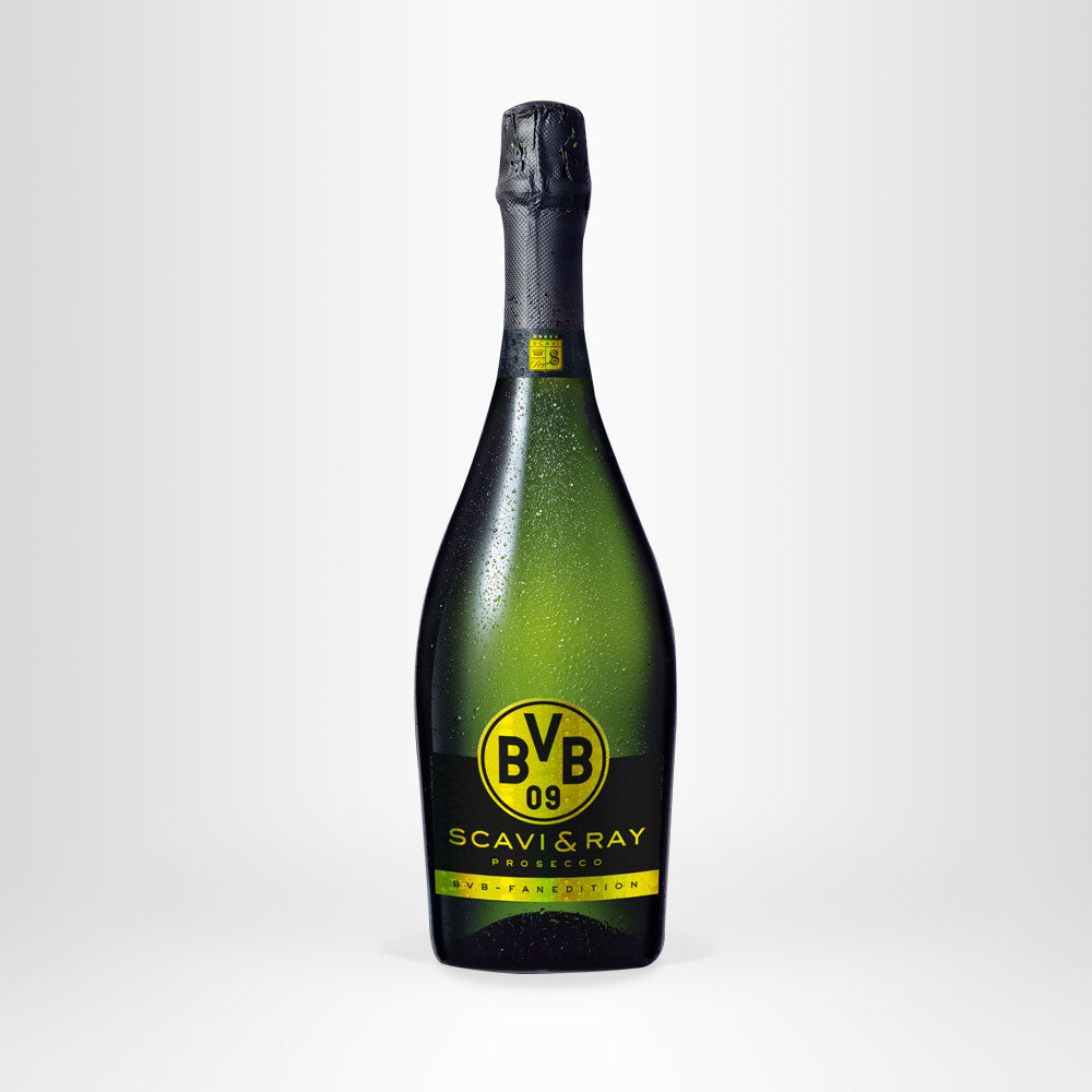 SCAVI & RAY BVB-Fan-Edition, Prosecco Spumante 0,75l