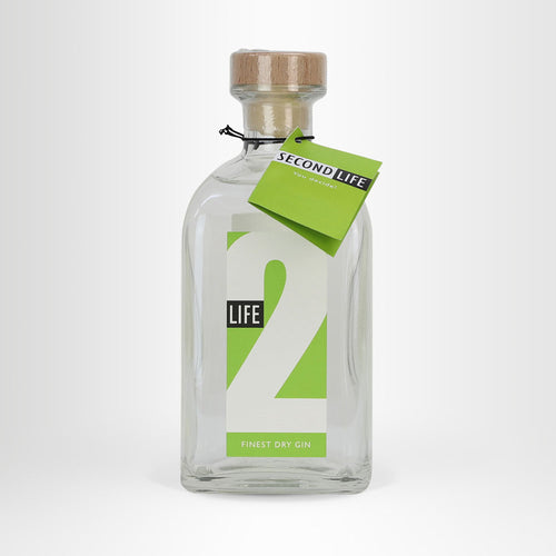 Second Life Gin, 0,5l
