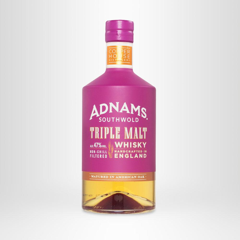 Adnams Whisky Triple Malt, 0,7l