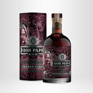 Don Papa Sherry Cask, 0,7l