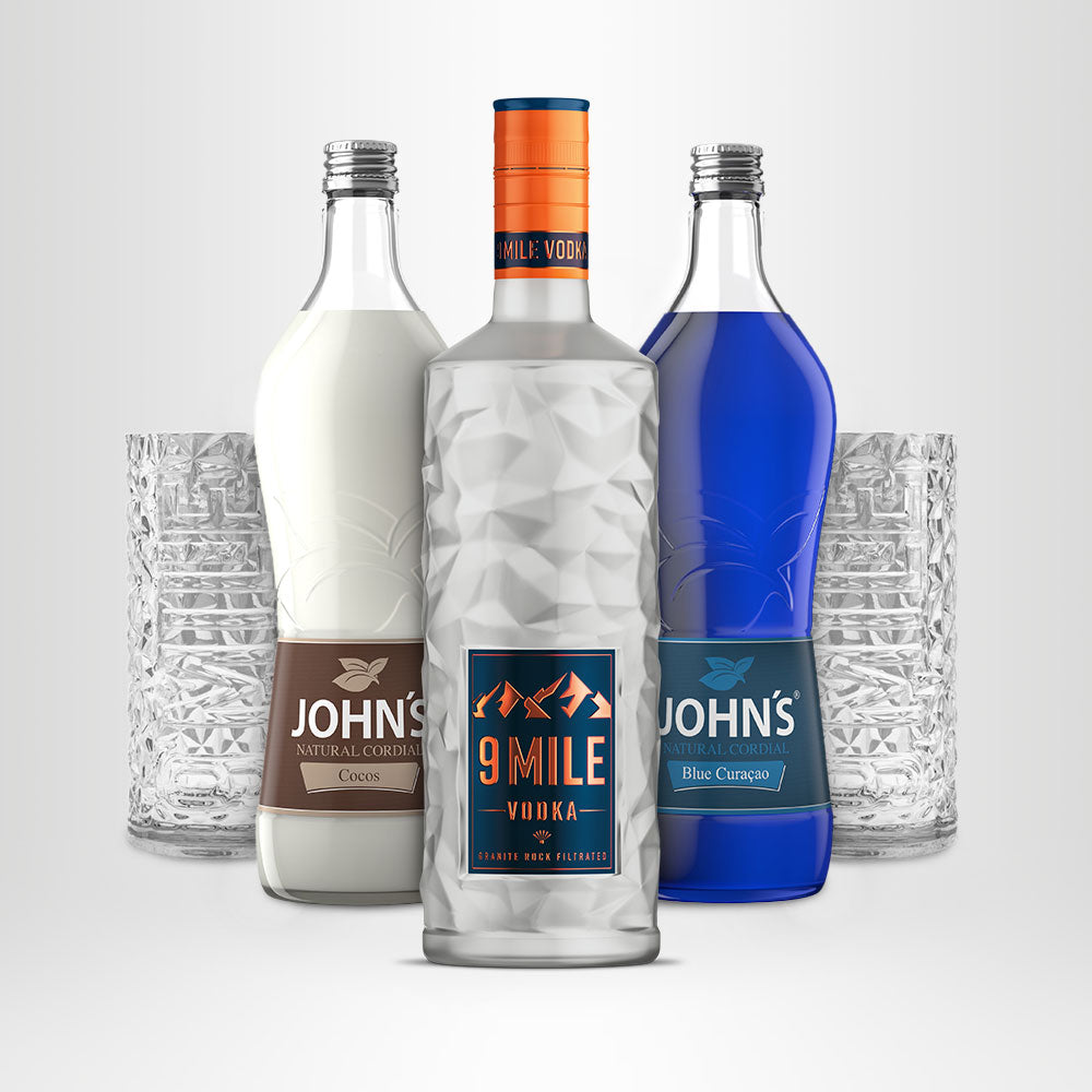 JOHN'S Cocktail Bundle: Swimming Pool