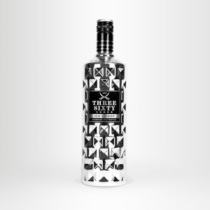 THREE SIXTY VODKA 100 % Proof
