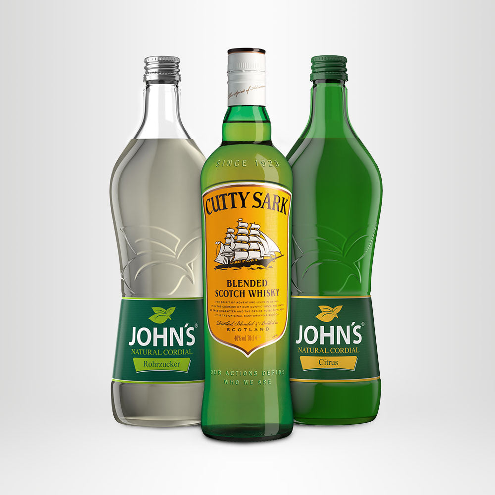 JOHN'S Cocktail Bundle: Whisky Sour