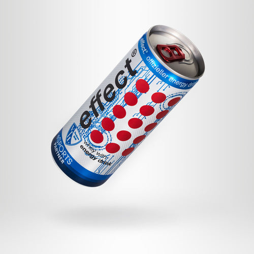 effect® Energy Drink VfL Bochum Edition, 0,25l