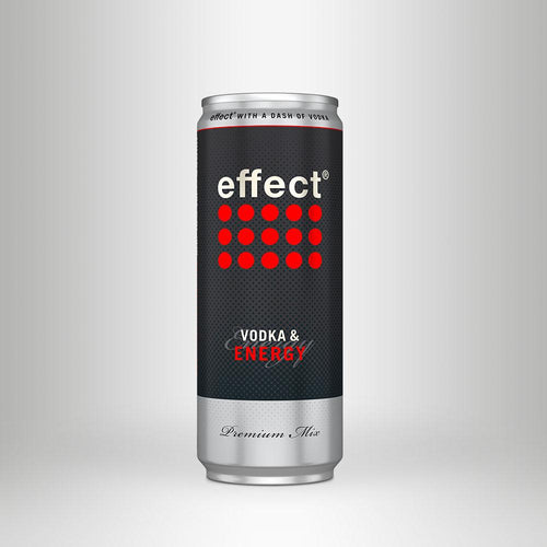 effect® & Vodka, 0,33l
