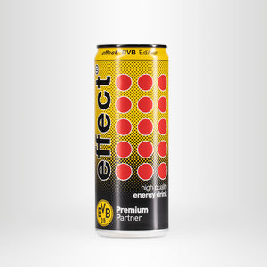 effect® Energy Drink BVB-Edition, 0,33l