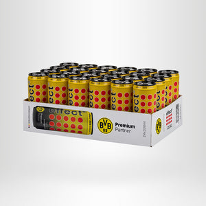 24x effect® Energy Drink BVB-Edition, 0,33l