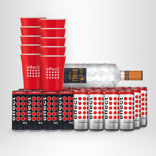 effect® Party-Paket 2.0 (Drinks & Cups)
