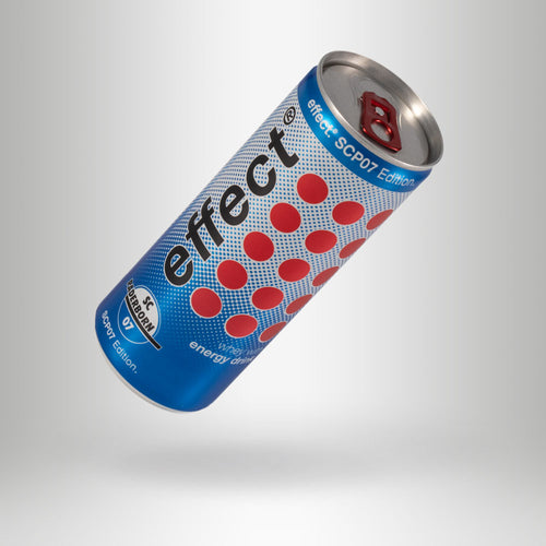 effect® Whey with Energy Drink SC Paderborn Edition, 0,25l