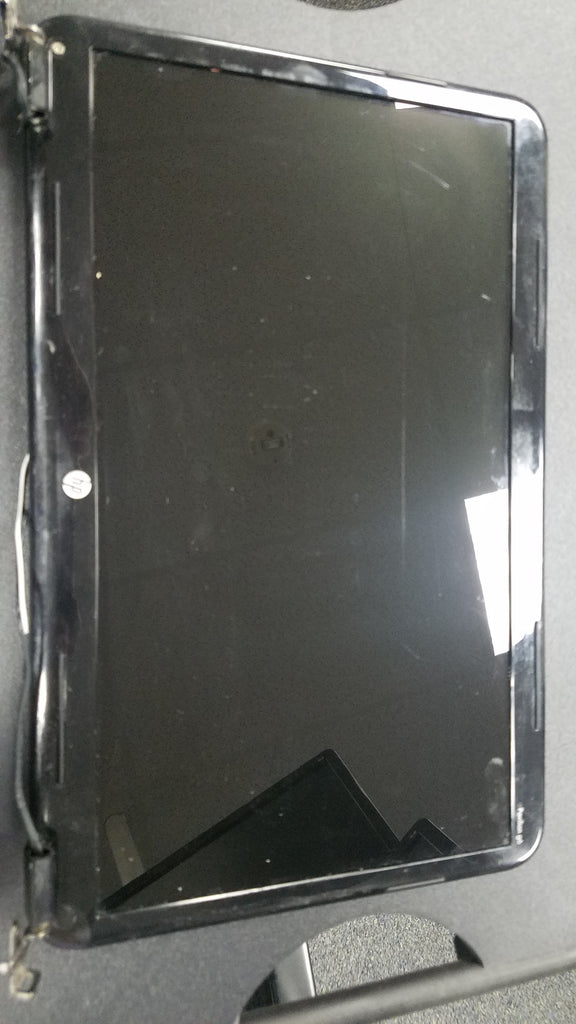 Used Pavilion G6 G6-22U9WM Screen Assembly