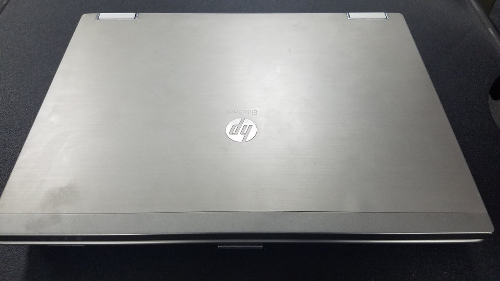 "Used HP EliteBook 2540p 12"" Intel Core i7 L640 2.13GHz NO HDD or CHARGER"