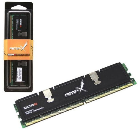 3AXT6400C5-1024 Wintec AMPX DIMM 1GB DDR2-800 PC2-6400 RAM memory