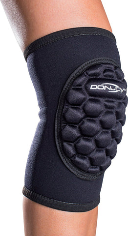 Image of DonJoy Spider Knee Pad Sleeve: Closed Popliteal, Large