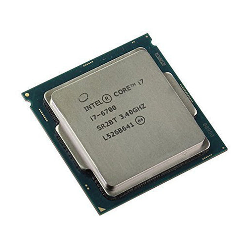 OEM Intel Core i7-6700 8M Quad-Core 3.4 GHz LGA 1151 65W Desktop Processor Intel HD Graphics 530