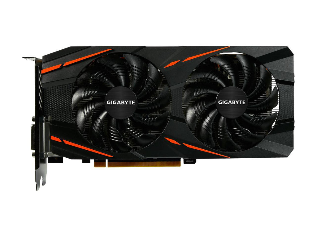 GIGABYTE Radeon RX 570 DirectX 12 GV-RX570GAMING-4GD 4GB 256-Bit GDDR5 PCI Express 3.0 x16 ATX Video Card