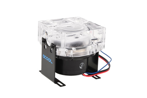 Image of Alphacool VPP655 Pump with Eisdecke Pump Top V.3, Plexi (Acrylic)