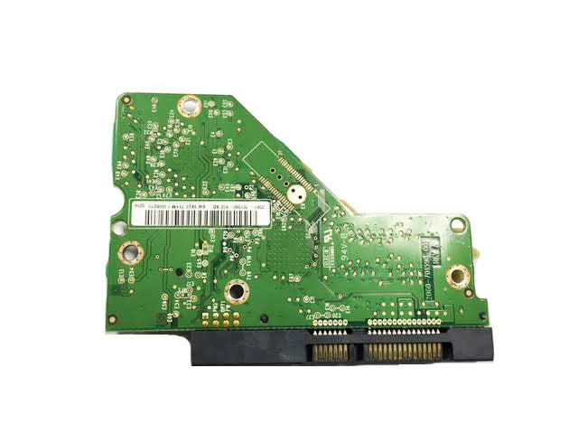 WD2500AAKS-00L9A0, 2061-701590-Y02 AD, WD SATA 3.5 HD PCB Board for Repair