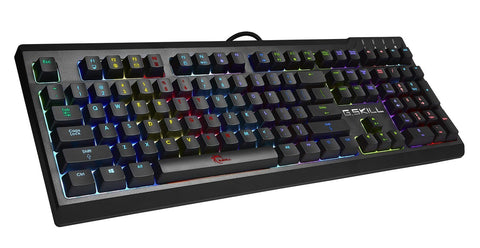 Image of G.Skill RIPJAWS KM570 RGB Mechanical Gaming Keyboard, Cherry MX Brown