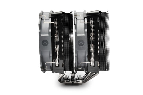 Image of Cryorig R1 Ultimate CR-R1A Dual Tower CPU Heatsink with 2xXF140 fans